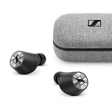 Sennheiser Momentum True Wireless Bluetooth Earbuds with Fingertip Touch