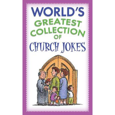 World's Greatest Collection of Church Jokes - eBook](Church Halloween Jokes)