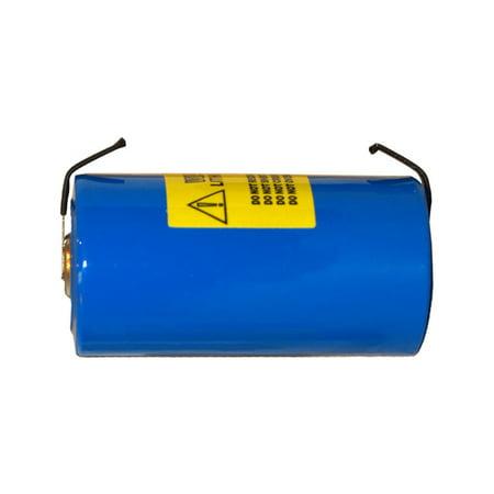 D (ER34615 / SAFT LSH20) 3.6 Volt Primary Lithium Battery with Tabs (19000 mAh) - image 1 de 1