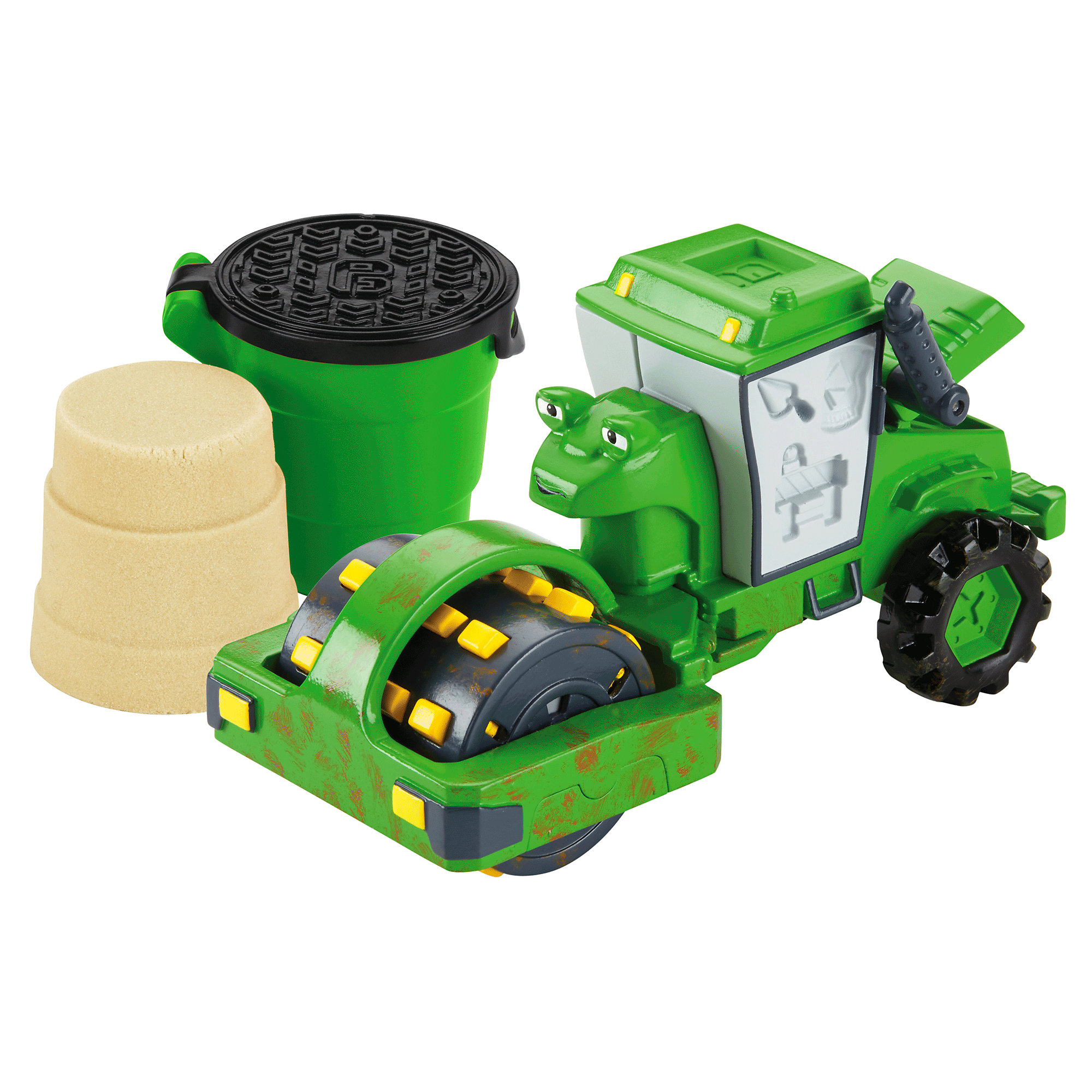 Fisher Price Bob The Builder Mash & Mold Roley by Fisher-Price