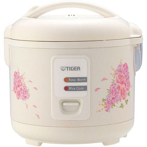 Tiger Electric 5-Cup Rice Cooker / Steamer