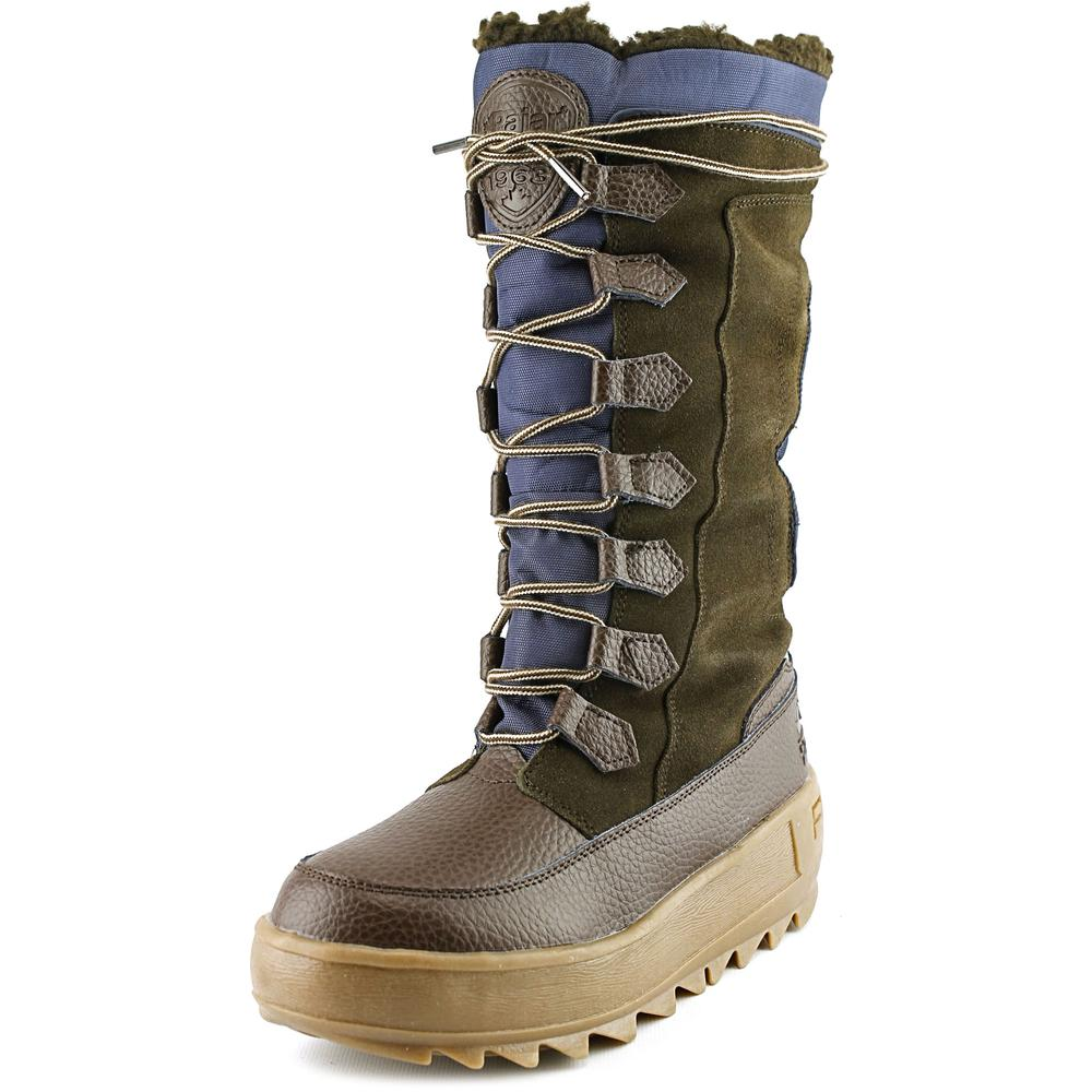 Pajar Paige Women  Round Toe Suede Brown Hiking Boot
