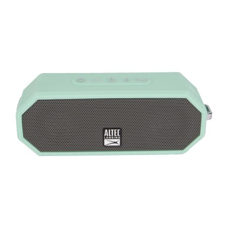 Altec Lansing Jacket H20 4 Portable Bluetooth Speaker - Mint