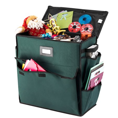Gift Bag Organizer (Elf Stor Ultimate Gift Bag Organizer Holiday Storage for Gift Wrap and)