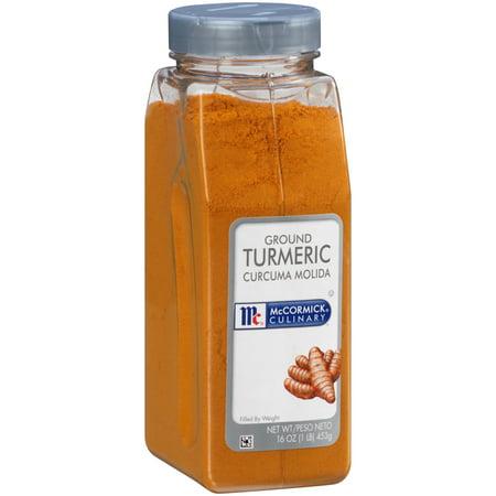 1 Lb Rosemary (McCormick Culinary Ground Turmeric, 1 lb)
