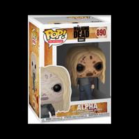 Funko POP! TV: The Walking Dead - Alpha w/Mask