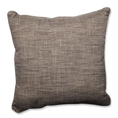 """40"""" Taupe And Gray Chestnut Harbor Decorative Outdoor Corded Throw Simple Decorative Cording For Pillows"""