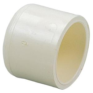 EverTUFF 4147 Molded Solvent Weld Pipe Cap, 1 Inch, Socket, 100 psi, CPVC, Tan, 180 deg F,5PK