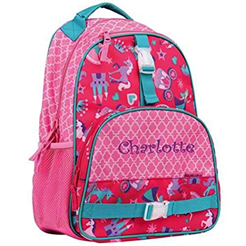 Personalized Trendsetter Backpack (Princess)