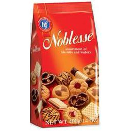 Assorted Biscuits and Wafers - Noblesse   400g