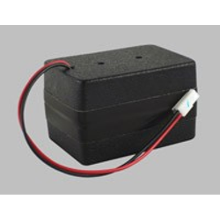 Replacement for AEQUITRON MEDICAL LP4 VOLUMETRIC VENTILATOR BATTERY replacement (Lp E4 Replacement)