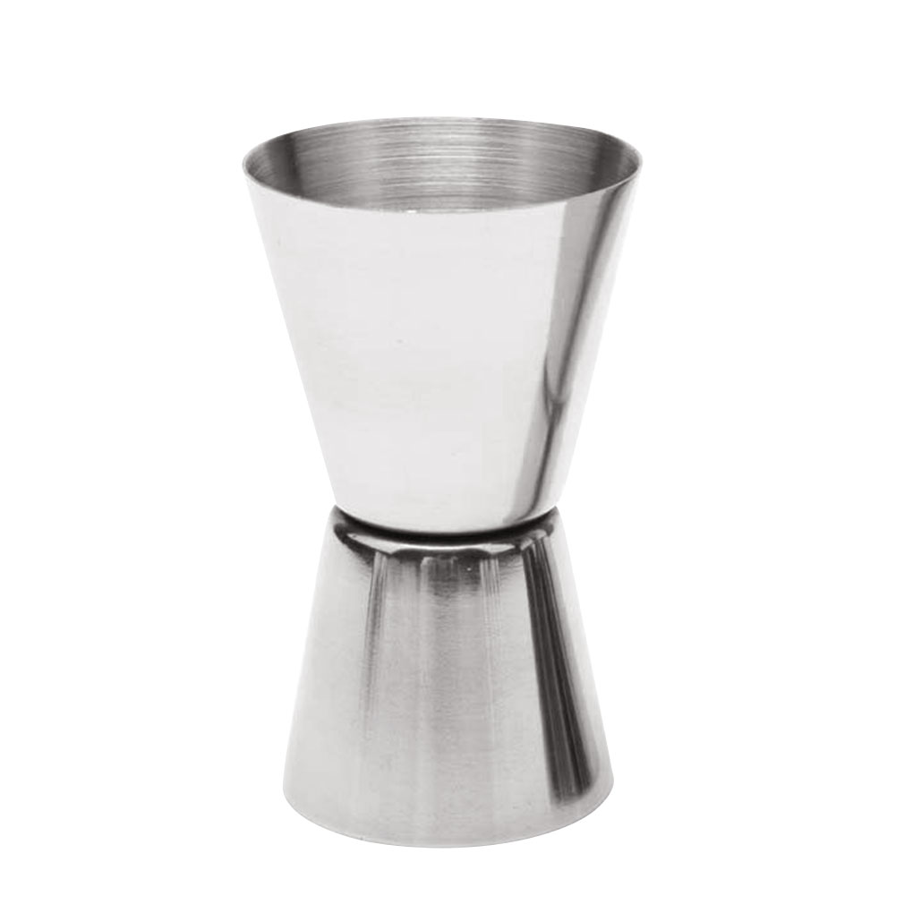 Boyijia Stainless Steel Dual Single Shot Measure Cup Pub Jigger Cocktail Drink Measure Cup Silver Walmart Canada