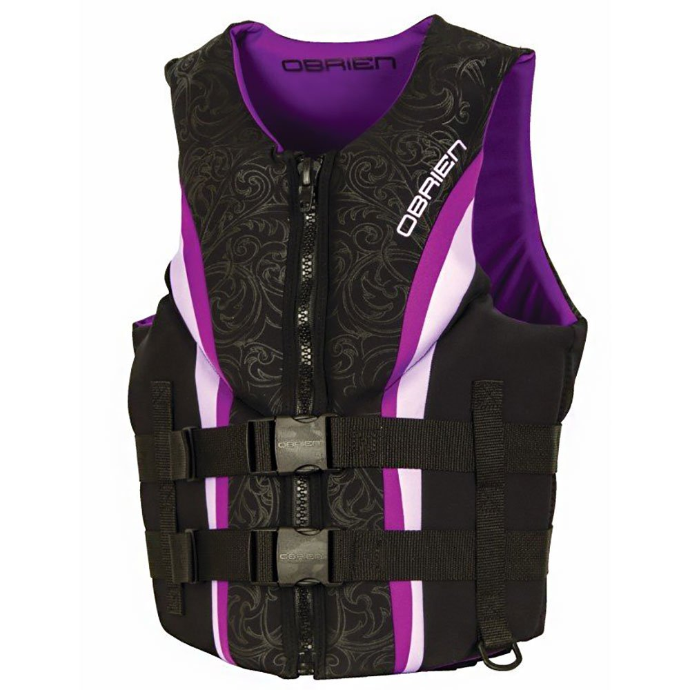 OBrien 2018 Womens Purple Neo Impulse Biolite Wakeboard Life Vest, Adult Large by O'Brien Watersports