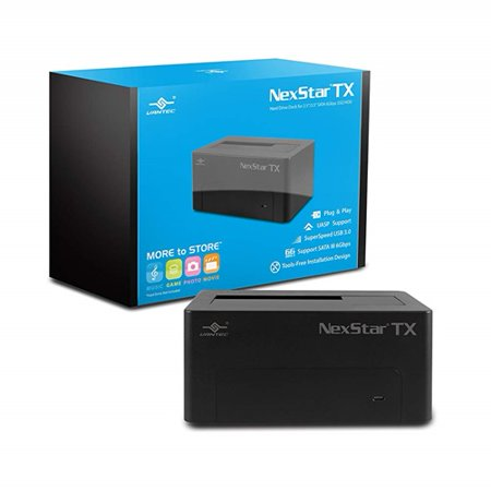 Nexstar Tx Usb 3.0 Hdd/ssd Dock, Is Simple, Economically, Connect Any Sata