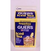 Guers Tumbling Run Dairy Sugar Free With Natural Lemon Diet Tea, 16 Fl. Oz.