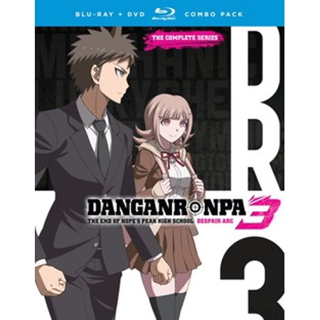 Danganronpa: The Animation Despair Arc (Blu-ray)](Film Halloween Animation)