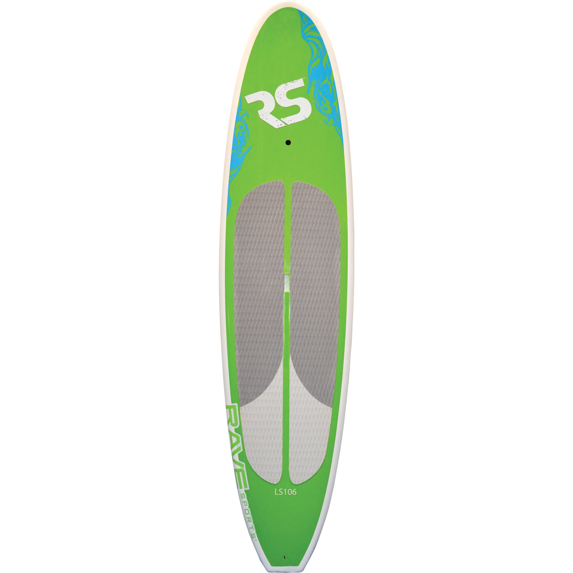 "Rave Sports 02567 Lake Cruiser 10'6"" SUP, Green"