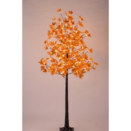 Lightshare 6Ft Maple Tree With 120 Warm White Lights