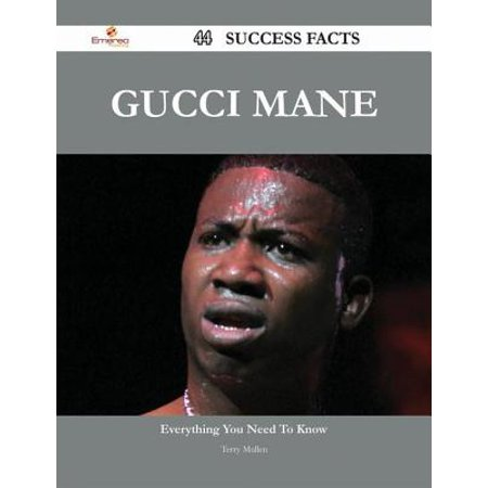 Gucci Mane 44 Success Facts - Everything you need to know about Gucci Mane - eBook An updated Gucci Mane interpretation. 'Radric Davis' (born February 12, 1980), This book is your ultimate resource for Gucci Mane. Here you will find the most up-to-date 44 Success Facts, Information, and much more.In easy to read chapters, with extensive references and links to get you to know all there is to know about Gucci Mane's Early life, Career and Personal life right away.A quick look inside: Zaytoven - Gucci Mane - Back to the Trap House (2007), Zaytoven - Gucci Mane - Murder Was The Case (Gucci Mane album)Murder Was The Case (2009), Zaytoven - Gucci Mane - So Icey Boy (2008), Zaytoven - Gucci Mane - Writing's on the Wall (2009), Zaytoven - Gucci Mane Future (rapper)Future - Free Bricks (2011), Lemonade (Gucci Mane song), Zaytoven - Gucci Mane - Trap God (2012), Wasted (Gucci Mane song) - Charts, Zaytoven - Gucci Mane - Mr. Perfect (2008), Wasted (Gucci Mane song) - Remixes and freestyles, Bingo (Gucci Mane song), Zaytoven - Gucci Mane - Trap-A-Thon (2007), Bingo (Gucci Mane song) - Background, Gucci Mane discography, Zaytoven - Gucci Mane - Gucci Sosa (2008), Spotlight (Gucci Mane song), Bingo (Gucci Mane song) - Music video, Zaytoven - Gucci Mane V-Nasty - BAYTL (2011), Lemonade (Gucci Mane song) - Reception, Zaytoven - Gucci Mane Young Dolph - EastAtlantaMemphis (2013), Lemonade (Gucci Mane song) - Remix, Zaytoven - Gucci Mane - Ferrari Muzik (2010), Zaytoven - Gucci Mane - EA Sportscenter (2008), Zaytoven - Gucci Mane - Writing's on the Wall 2 (2011), The Oddfather (Gucci Mane album), Spotlight (Gucci Mane song) - Charts, Zaytoven - Gucci Mane - The Appeal: Georgia's Most Wanted (2010), Zaytoven - Gucci Mane - Trap House III (2013), Zaytoven - Gucci Mane - Buy My Album (2010), and much more...