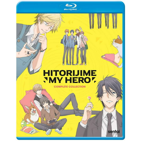 Hitorijime My Hero: Complete Collection Blu-ray - My Halloween Collection