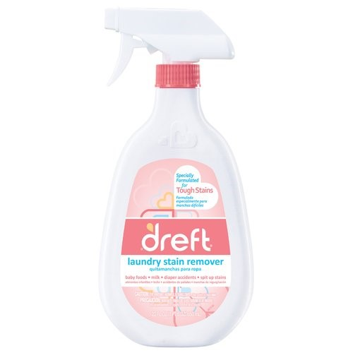Dreft Laundry Stain Remover, 22 Oz