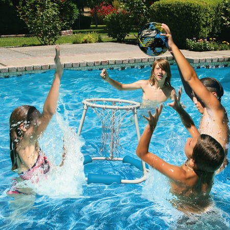 Poolmaster Classic Pro Water Basketball Game for Swimming Pools