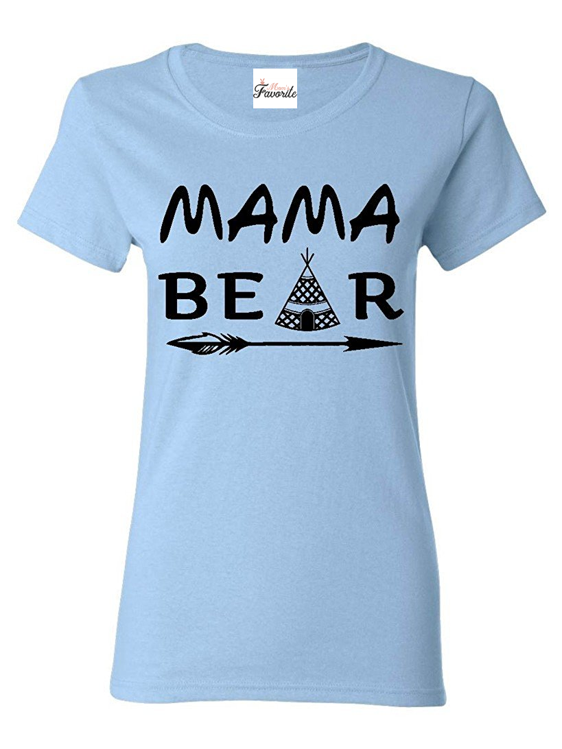 Womens Shirt No Problem Llama Mama Tshirt Short Sleeve T-Shirt Leisure T-Shirt