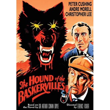 The Hound Of The Baskervilles (DVD) - The Hound Helm