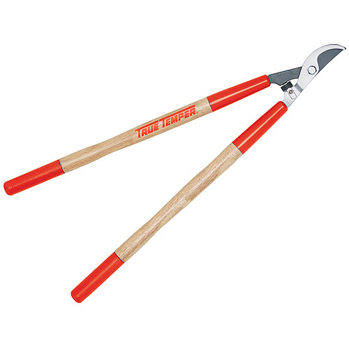 Ames 2342530 Pruning Solutions Wood Handle Bypass Loppers