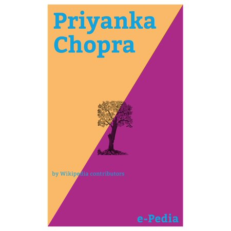 e-Pedia: Priyanka Chopra - eBook