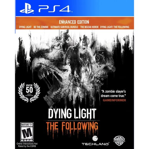 Dying Light Following Extended Edition (PS4)