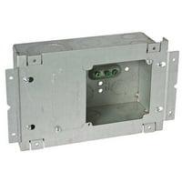 RACO 263 Electrical Box,Data,3-1/4 in. Depth