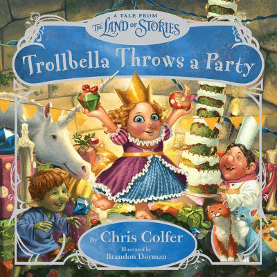 Trollbella Throws a Party - eBook (Chris Brown Party Hard Cadillac Interlude Feat Sevyn)