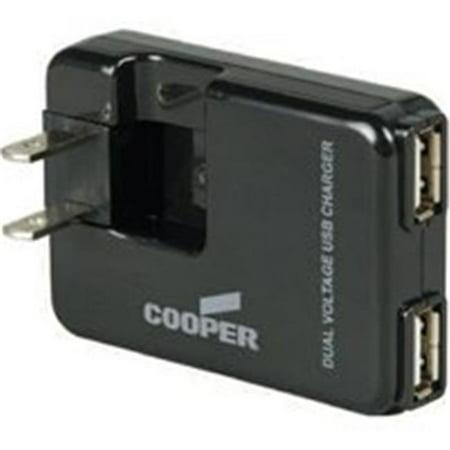 Outstanding Cooper Wiring 4882775 Plug In Dual Usb Charger Walmart Canada Wiring 101 Tzicihahutechinfo