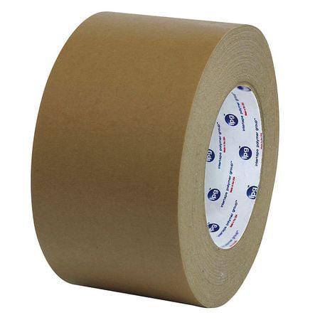 INTERTAPE 71676G Masking Tape,Brown, Dia.,PK24