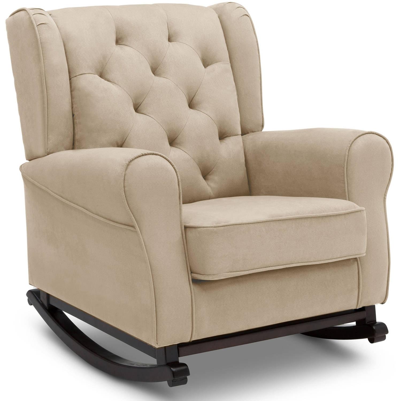 Delta Furniture Emma Nursery Rocking Chair by Delta Furniture