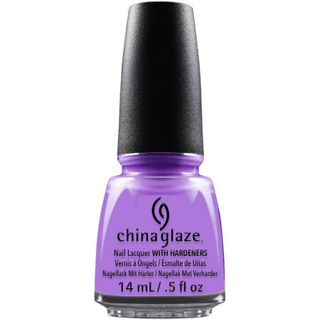 China Glaze Nail Lacquer That's Shore Bright, 0.5 fl oz