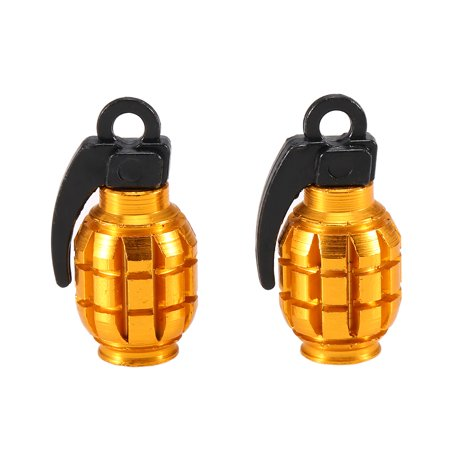 2Pcs Bicycle Valve Caps Air Valve Caps Tyre Valve Dust Covers for MTB Road Bike Motorcycle Bicycle