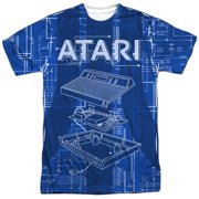 Atari - Inside Out - Short Sleeve Shirt - Small