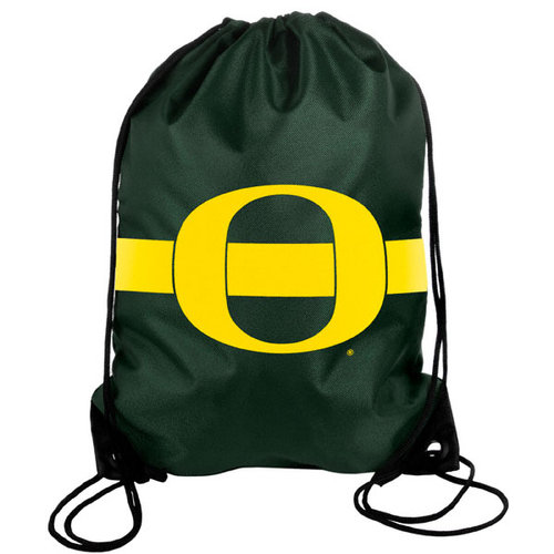 NCAA - Oregon Ducks Drawstring Backpack