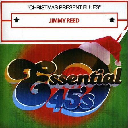 Jimmy Reed - Christmas Present Blues-Single [CD] ()
