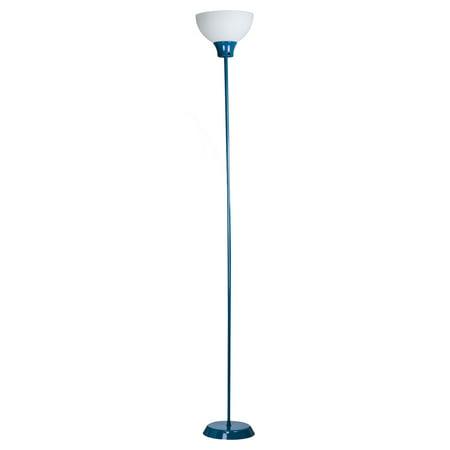 Mainstays 5 ft 11 in led floor lamp walmartcom for Mainstays 3 light floor lamp