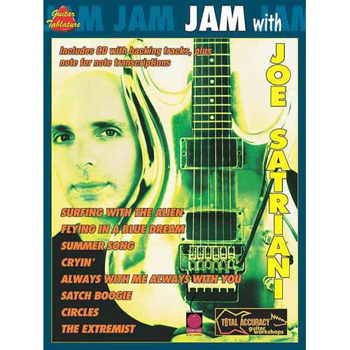 Jam With Joe Satriani