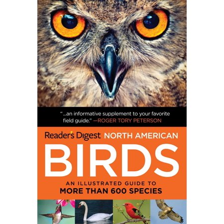 1998 Birds (Book of North American Birds : An Illustrated Guide to More Than 600 Species)