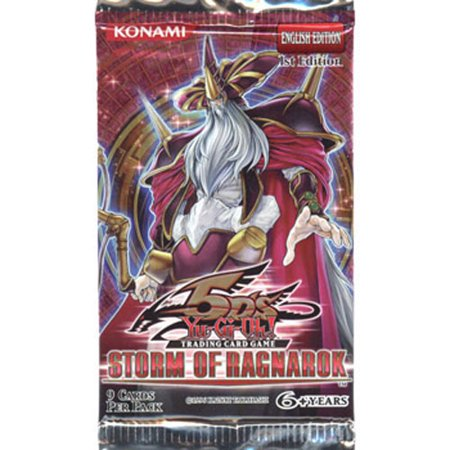 Ragnarok Single Card - Yu-Gi-Oh Cards 5D's - Storm of Ragnarok - Booster Pack