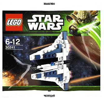 Star Wars The Clone Wars Mandalorian Fighter Mini Set LEGO 30241 ...