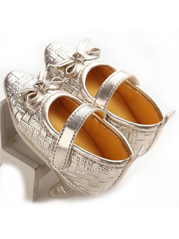 Babula Baby Girl High Heels for Photos Princess Toddler Bowknot Crib Shoes