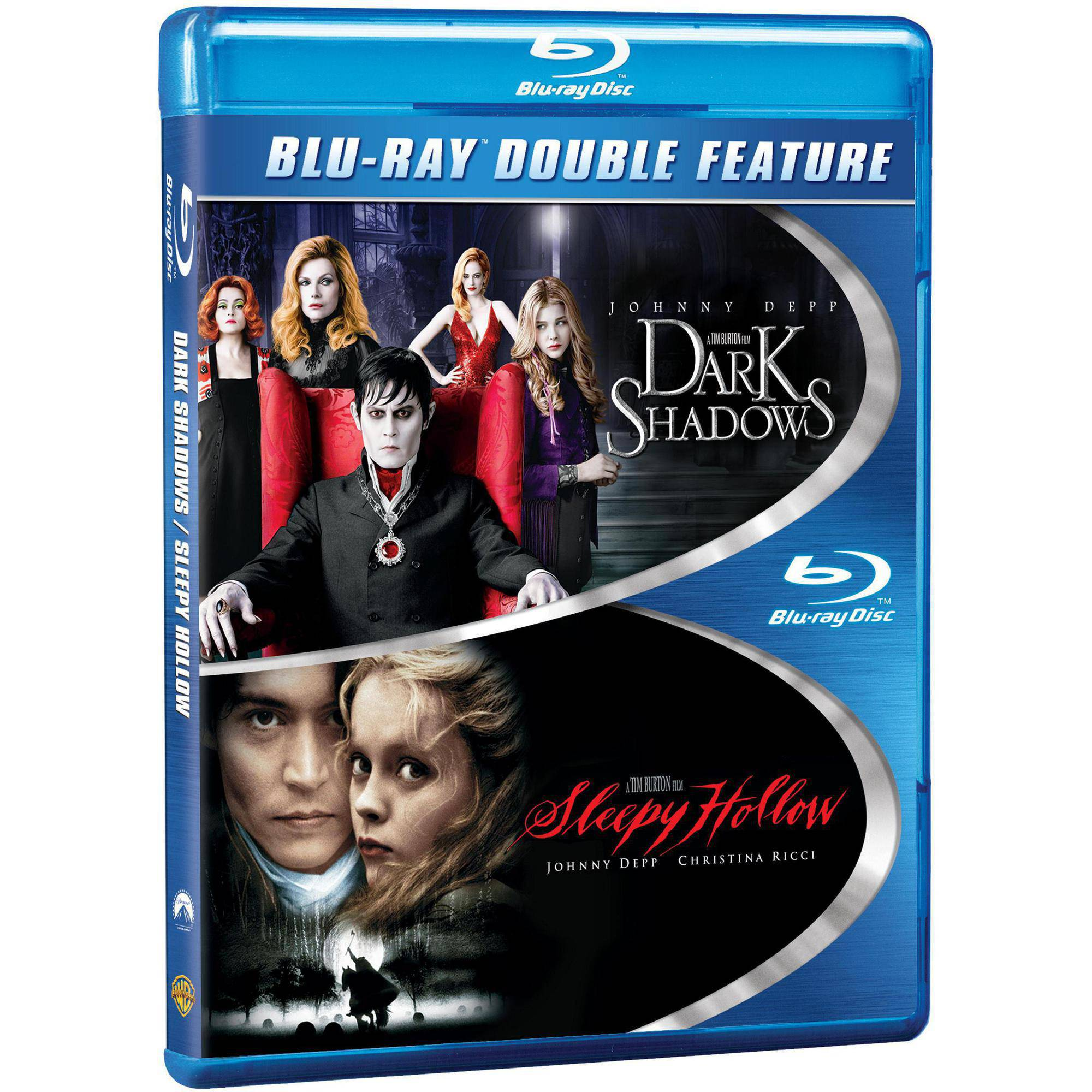 Dark Shadows / Sleepy Hollow (Blu-ray) (Widescreen)
