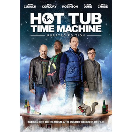 Hot Tub Time Machine (DVD)](Adults Hot Movies)