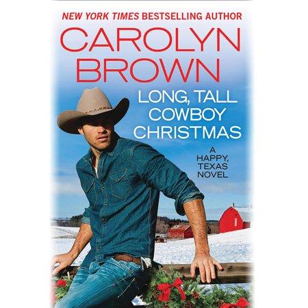 Long, Tall Cowboy Christmas - Audiobook ()